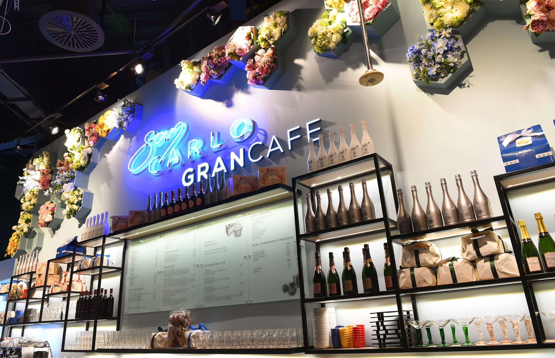 Birmingham – Gran Cafe Selfridges